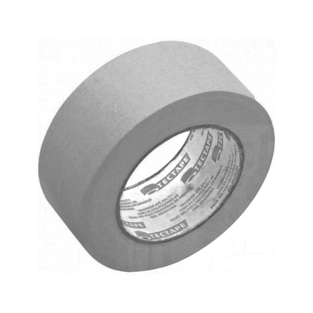 Fita de Tecido Multiuso Silvertec Tectape Silver Tape 48mm X 50m Branca 747 PRO