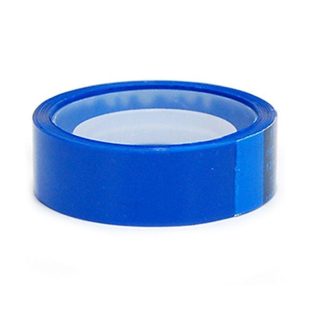 Fita Plástica adesiva colorida Adere 12mm x 10m Azul