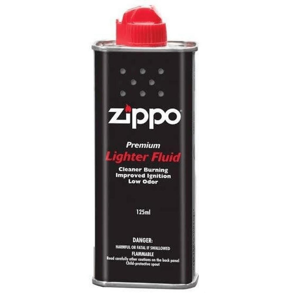 Fluído para Isqueiro Zippo 125ml  - Casa do Roadie