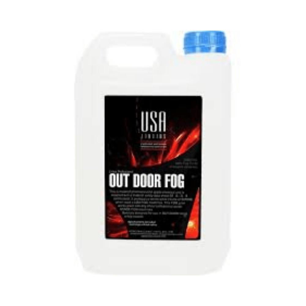 Fluido para Máquina de Fumaça Out Door USA Liquids 5L
