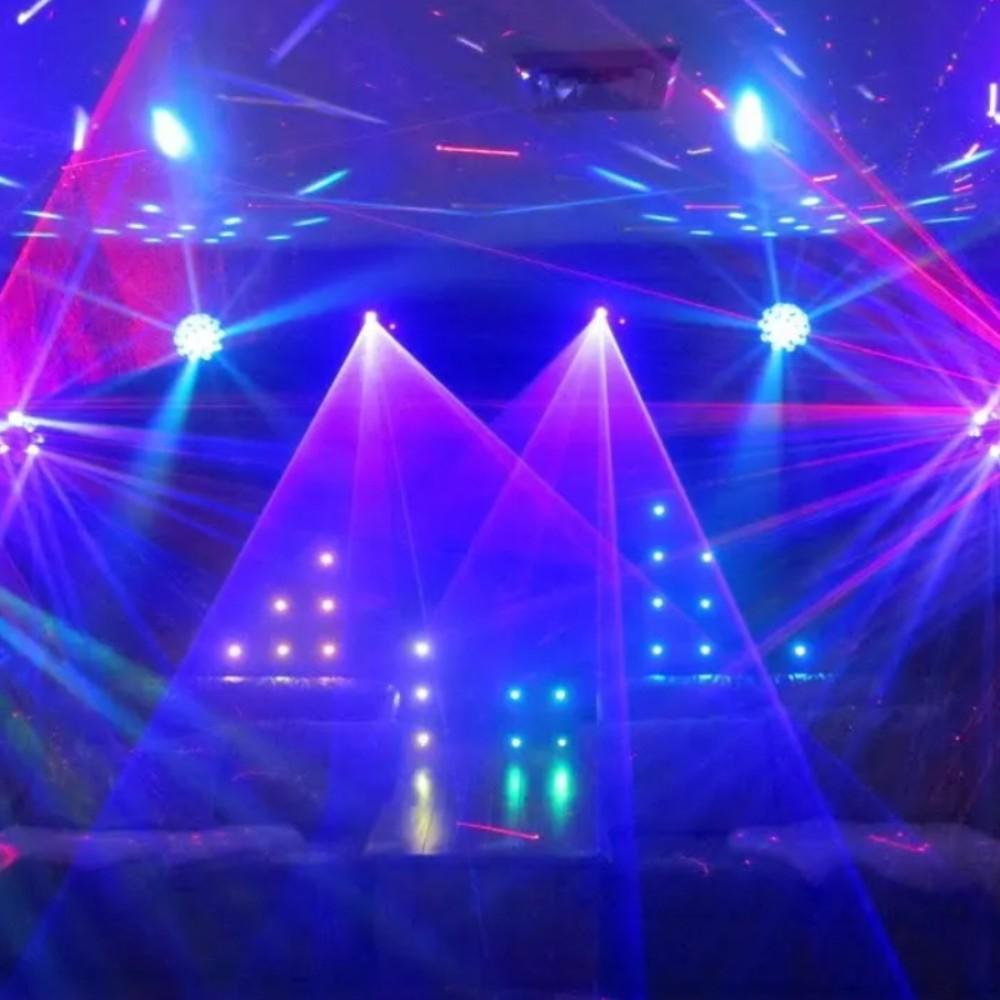 Fluido para Máquina de Fumaça Smoke Disco & DJ USA Liquids 5L  - Casa do Roadie
