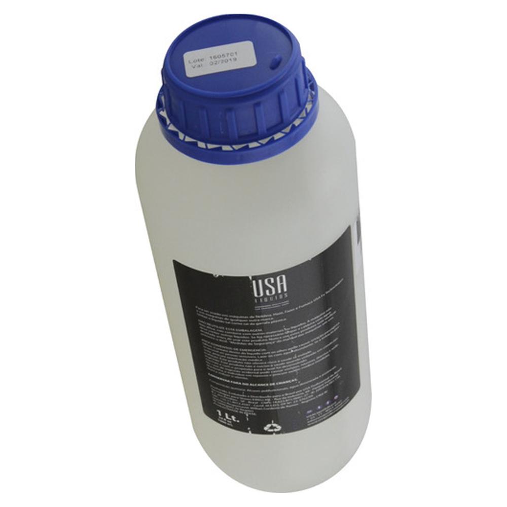 Fluido para Máquina de Fumaça Smoke Profissional USA Liquids 1 litro  - Casa do Roadie