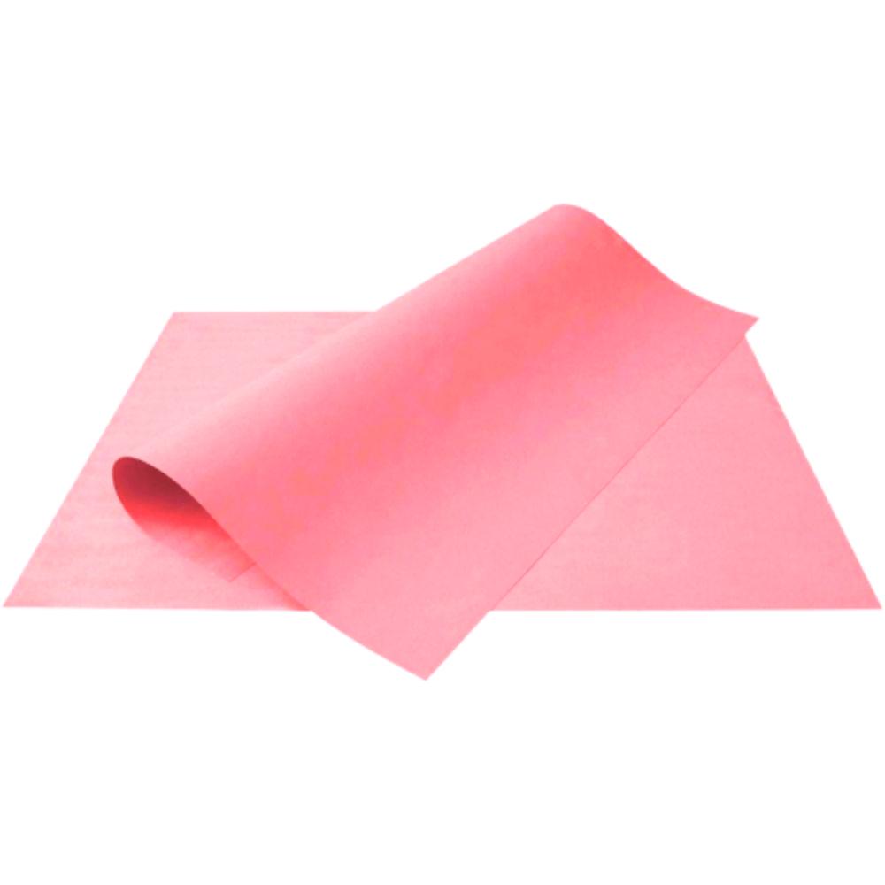 Folha de Cartolina Rosa 50cm X 66cm