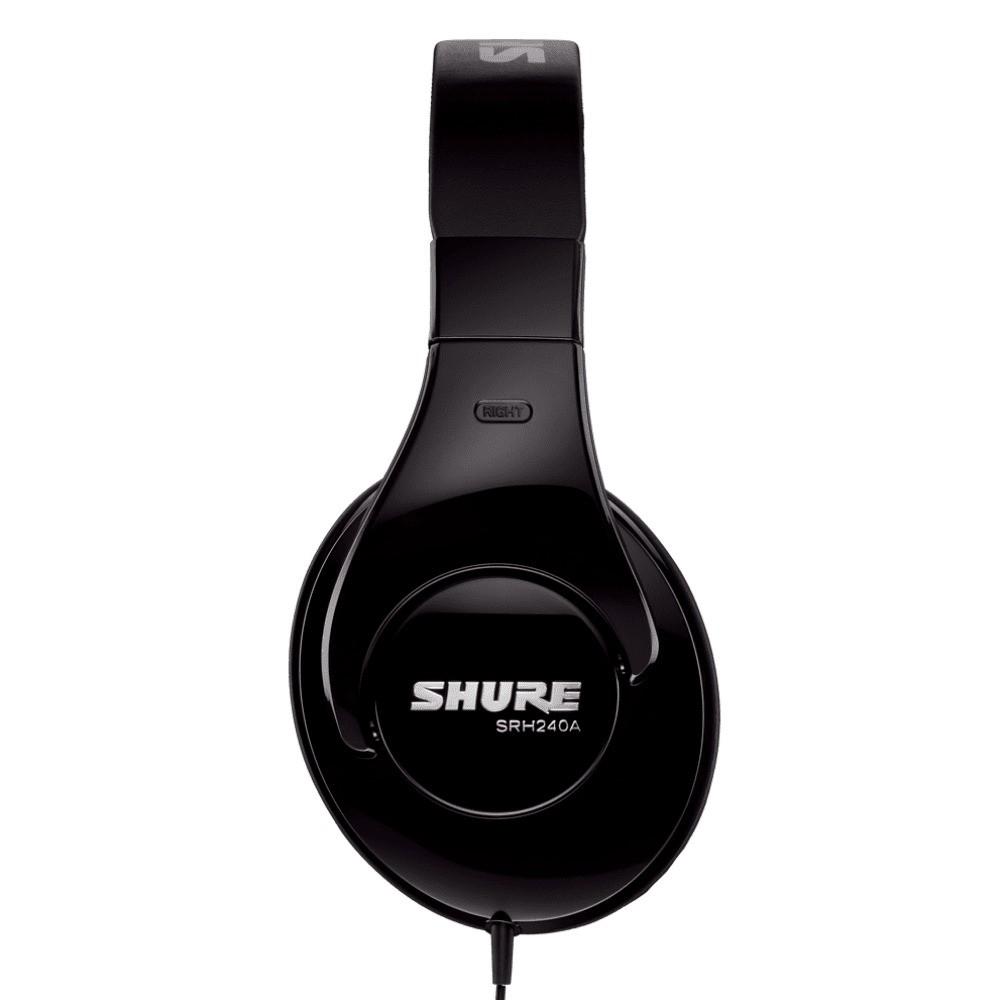 Fone Headphone SRH240 Shure Preto