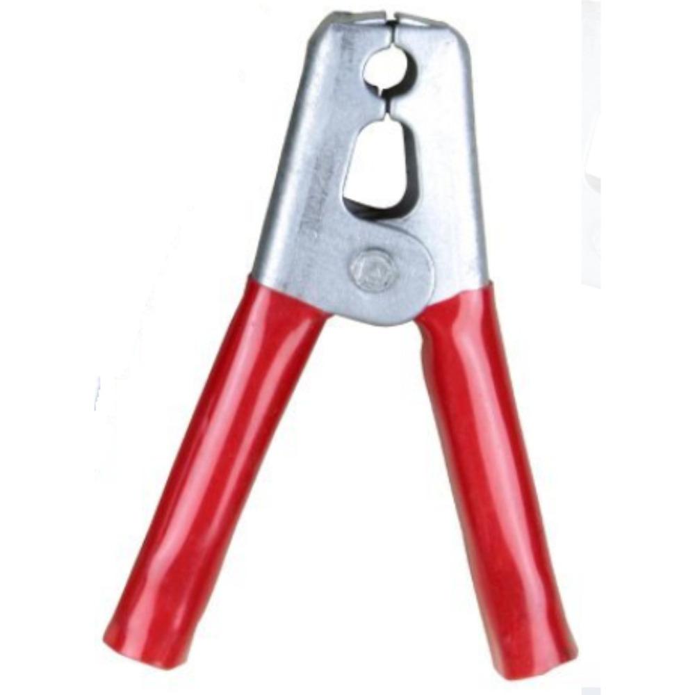 Garra Jacare Bateria 30A Vermelha