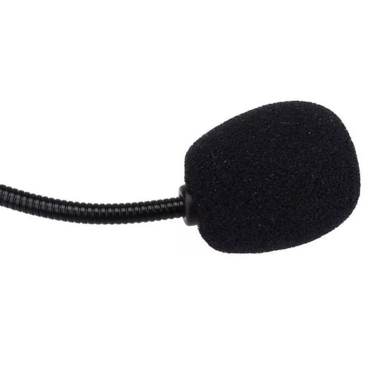 Kit Espuma para microfone lapela ou headset AK027 - 10 Unidades  - Casa do Roadie