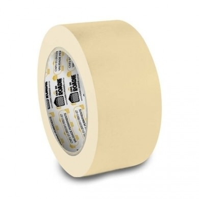 Kit Fita de Papel Crepe Colorida Casa do Roadie 48mm X 50m - 3 Cores  - Casa do Roadie