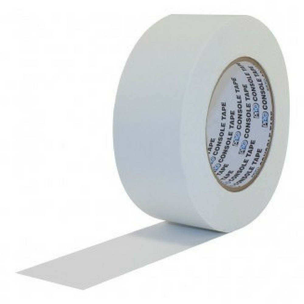 Kit Fita de Papel para Console Artist Tape Pro Tapes 48mm X 50m - 2 Cores  - Casa do Roadie