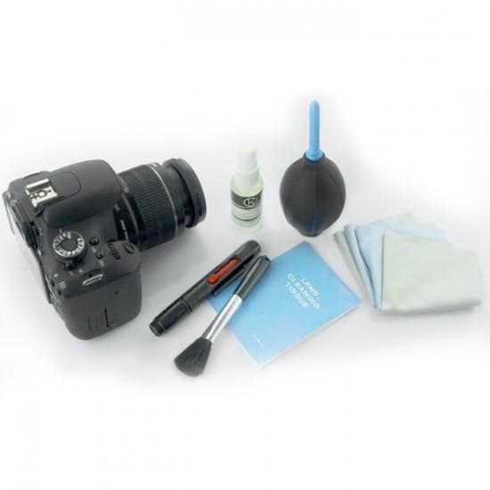Kit Limpa Lentes para Máquinas Fotográficas