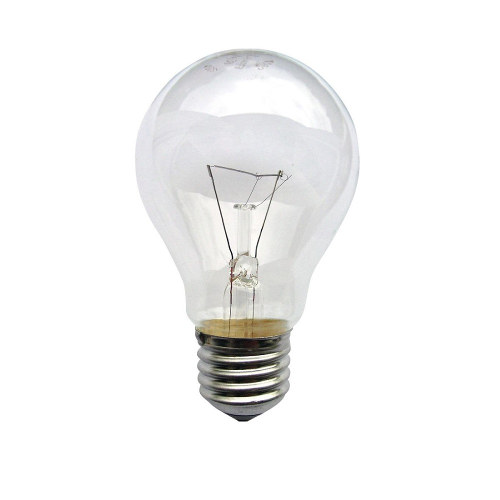 Lâmpada Incandescente 60w 220v Cristal