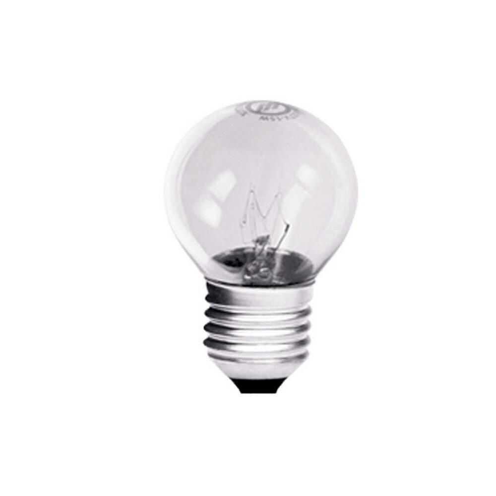 Lampada Incandescente Bolinha 40w 220v E27 Clara