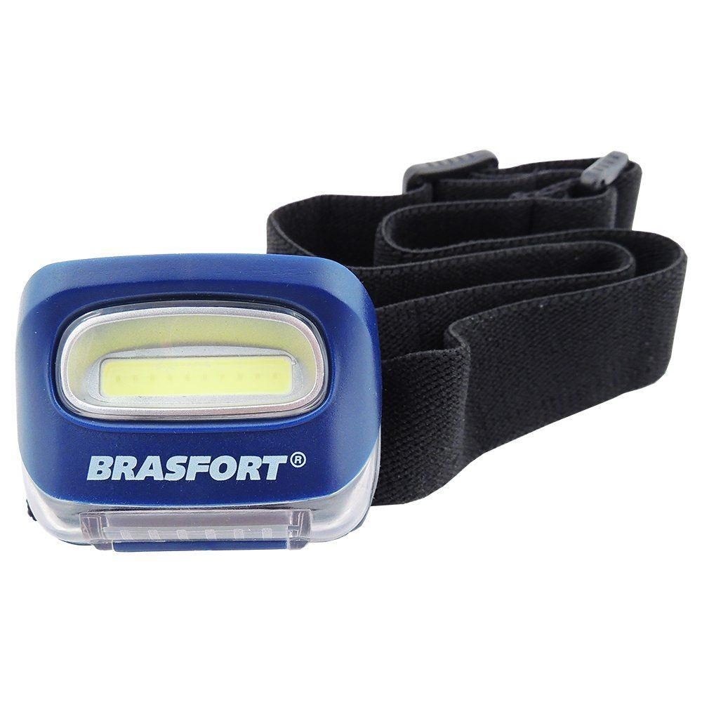 Lanterna LED de cabeça Ciclope Brasfort
