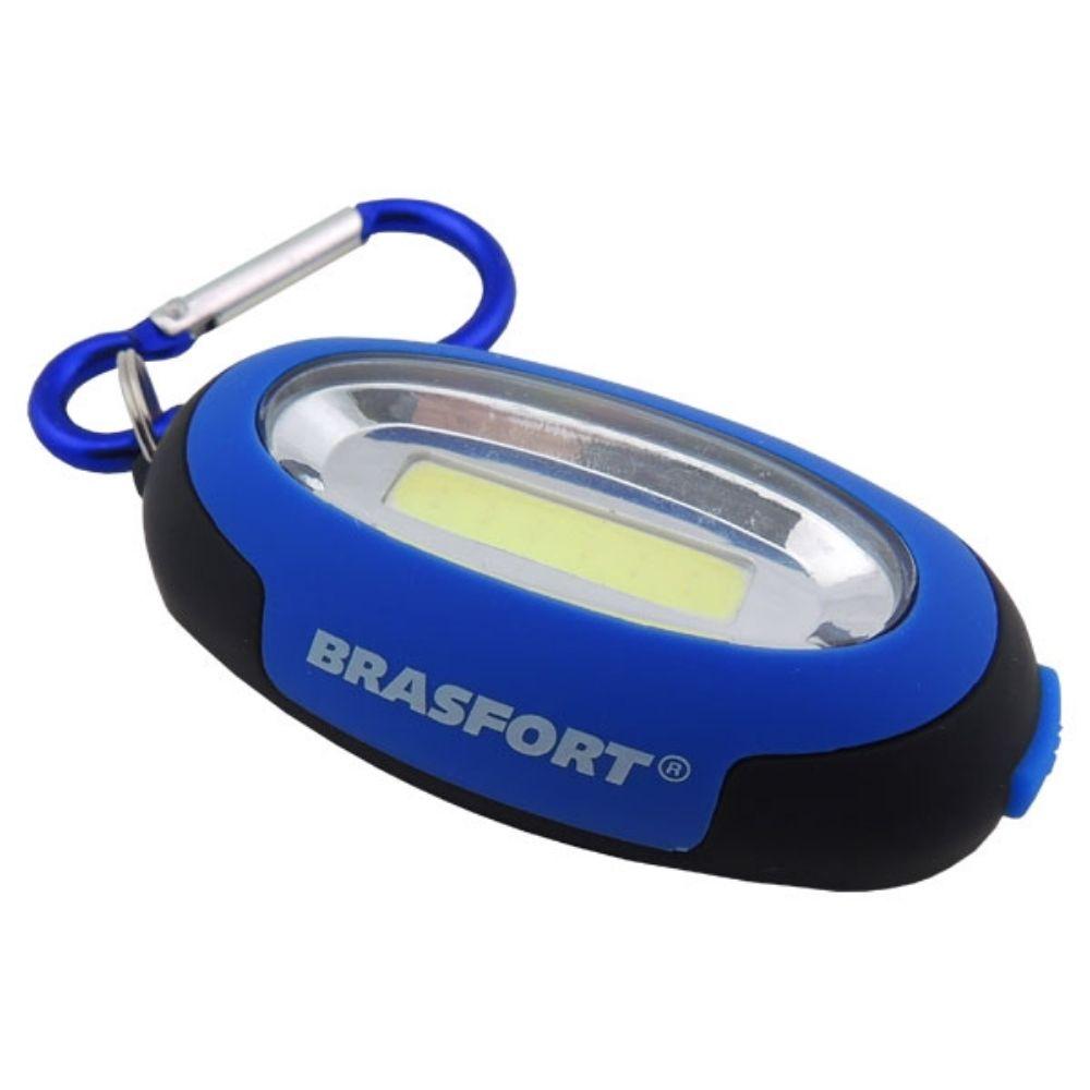 Lanterna LED de Chaveiro Brasfort - Bateria