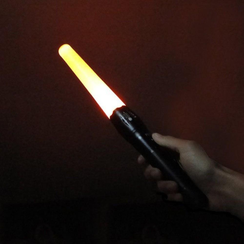 Lanterna Tática Recarregável com Sinalizador  - Casa do Roadie