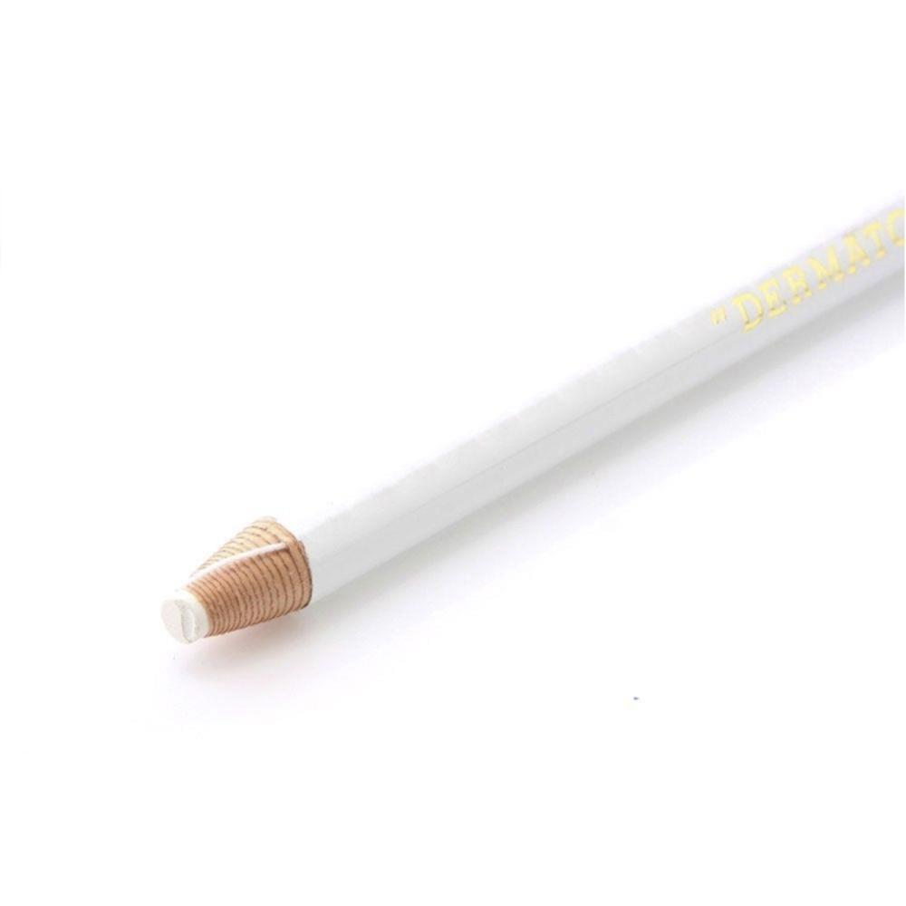 Lápis Dermatográfico Branco  - Casa do Roadie