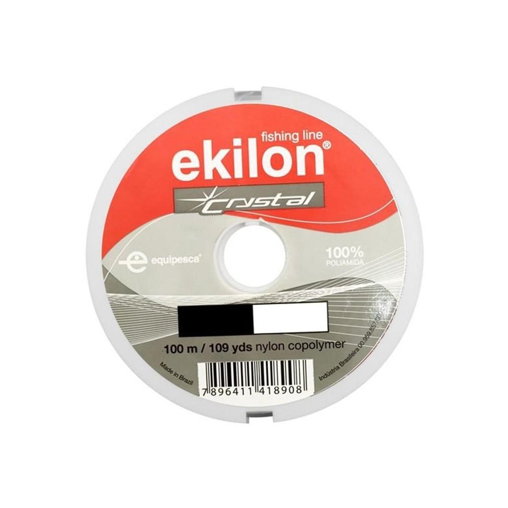 Linha de Nylon Ekilon 0,30mm  - Casa do Roadie