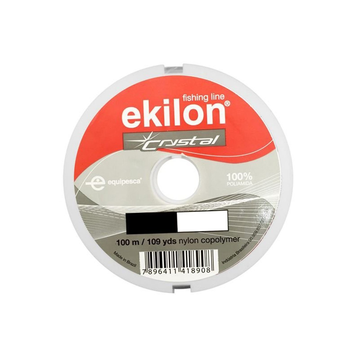 Linha de Nylon Ekilon 0,45mm  - Casa do Roadie