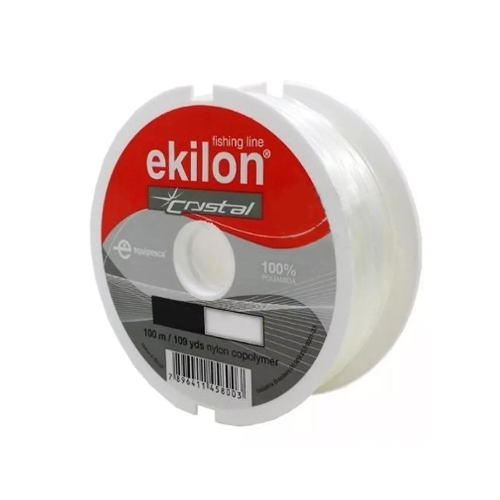 Linha de Nylon Ekilon 0,80mm  - Casa do Roadie