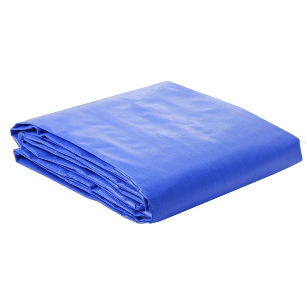 Lona de Polietileno Thompson 5m X 3m Azul