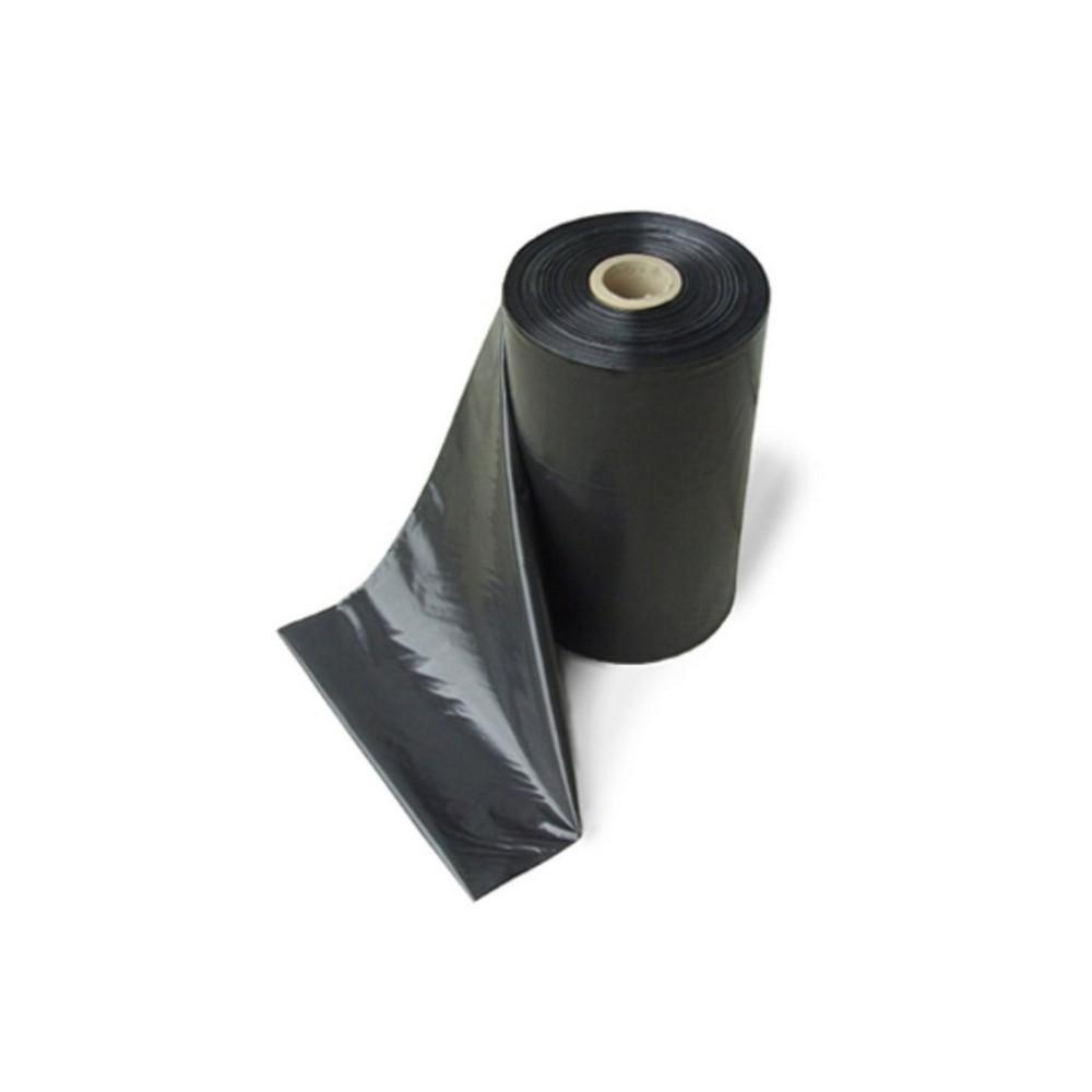 Lona Plástica Intermediária Preta 4m X 100m