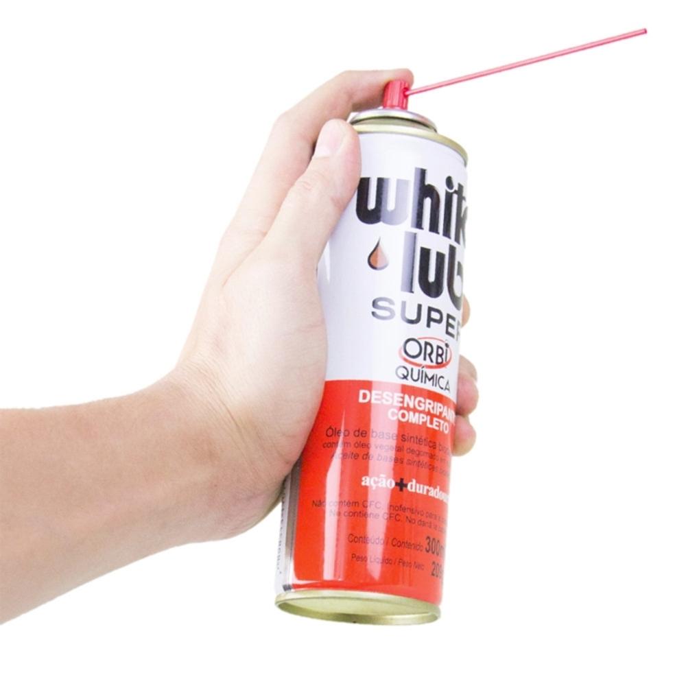 Lubrificante Líquido White Lub 300 ml