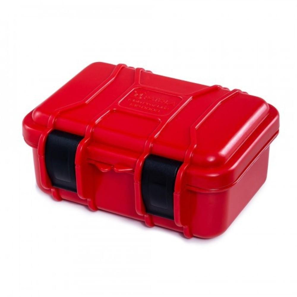 Maleta Plástica Micro Vermelha