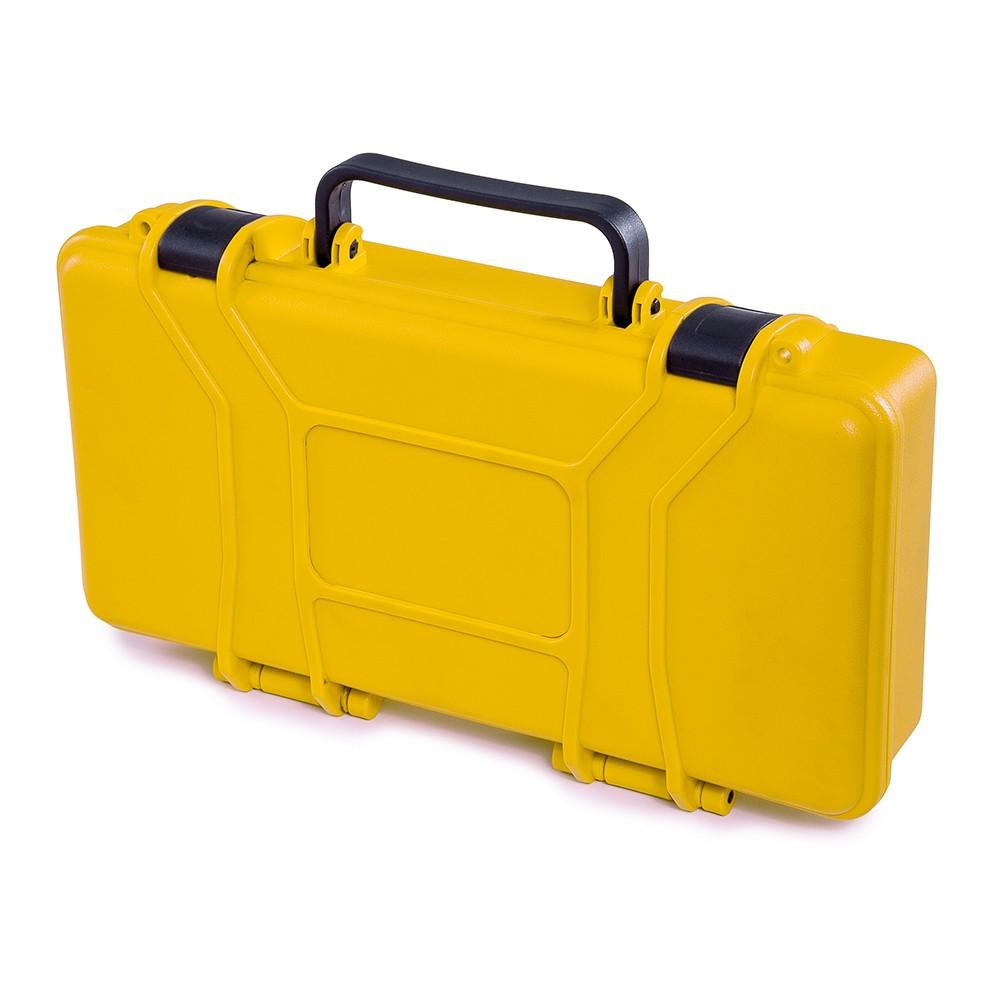 Maleta Plástica Nano Amarela