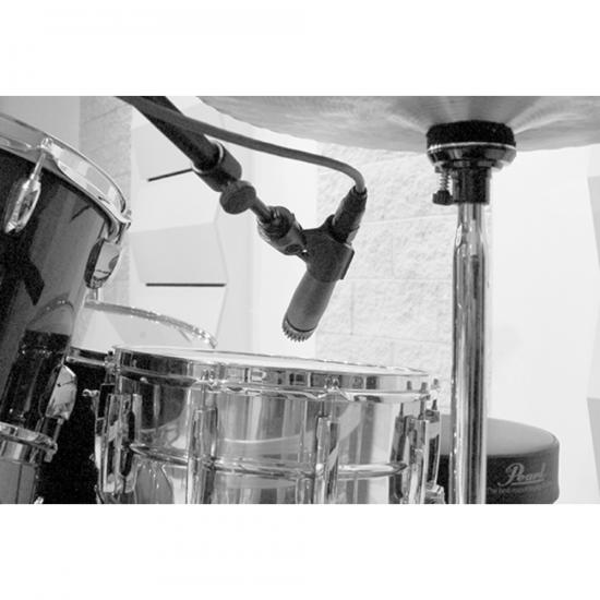 Microfone Para Instrumentos SM57 LC Shure Preto  - Casa do Roadie
