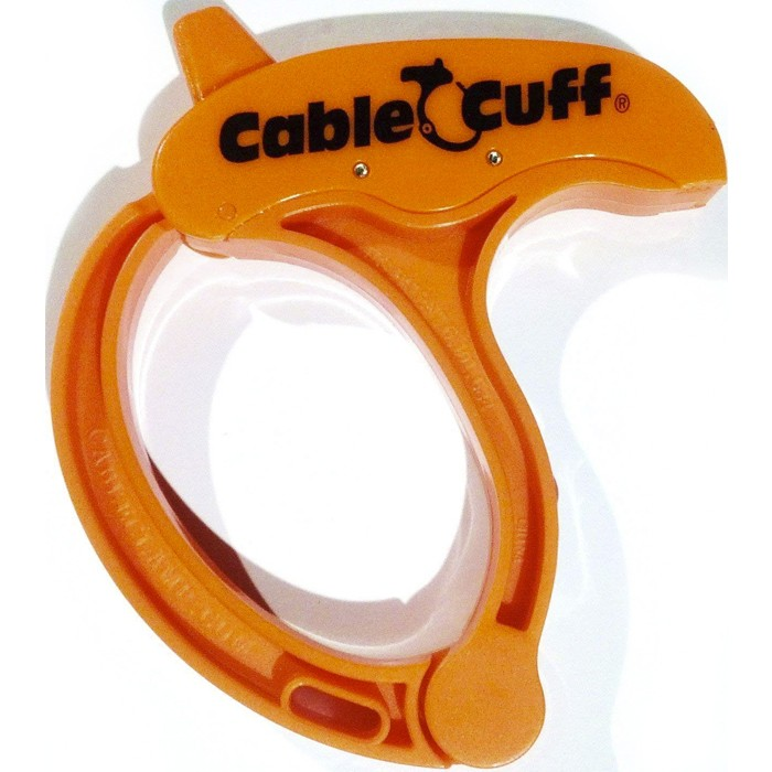 Organizador de Cabos Cable Cuff Extra Grande  - Casa do Roadie