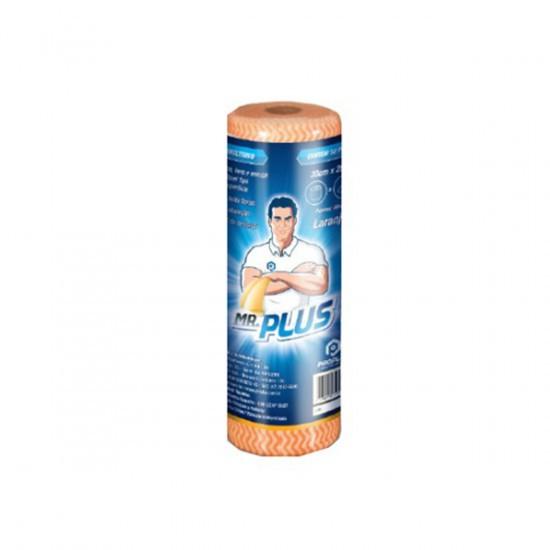 Pano de Limpeza tipo Perfex Mr. Plus 30cm X 50cm 50 Panos
