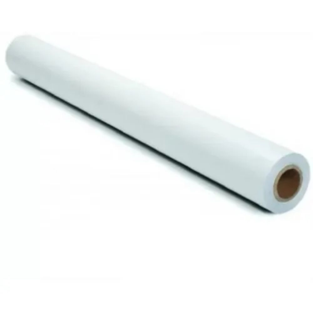 Papel Adesivo Tipo Contact Branco 448mm X 10m