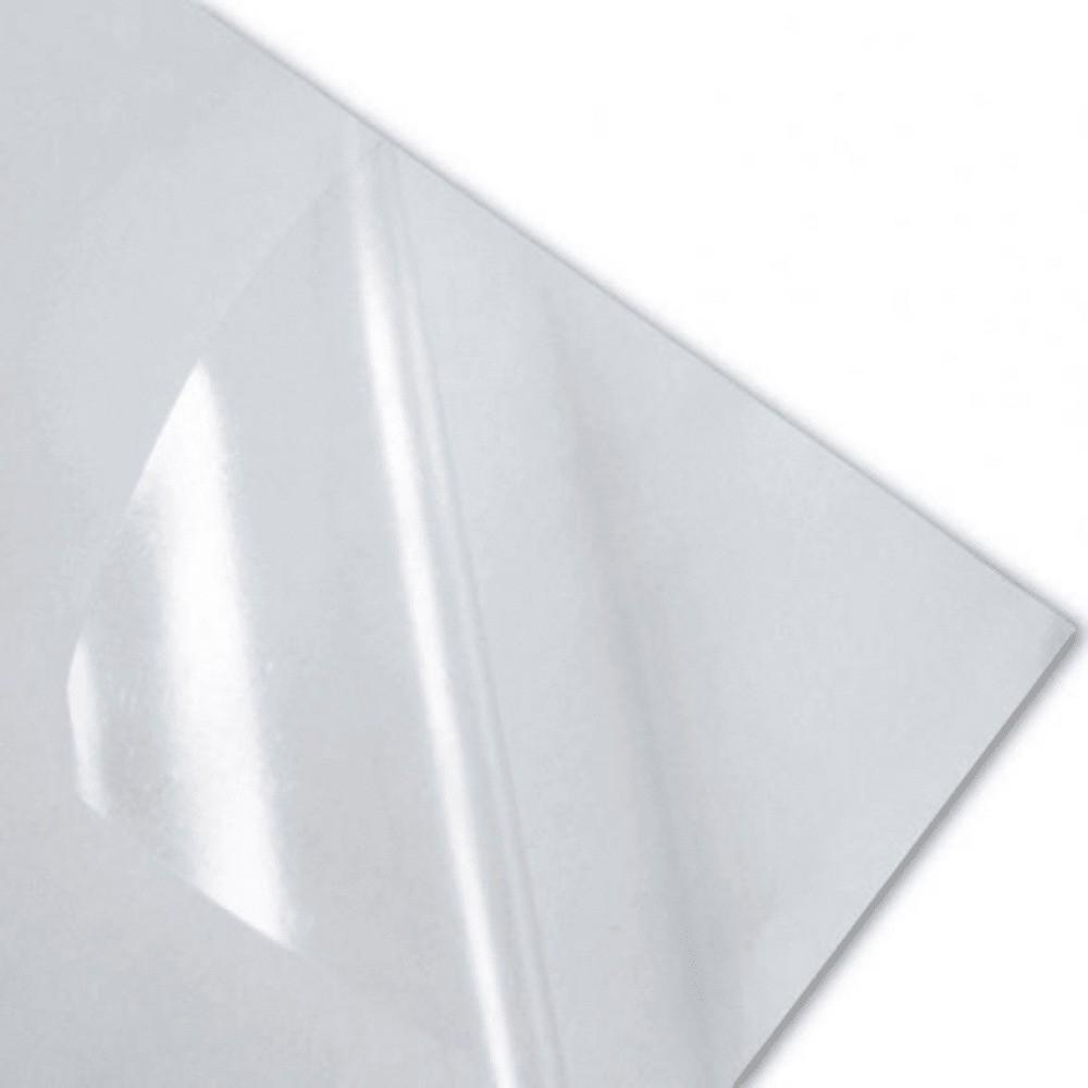 Papel Adesivo Tipo Contact Transparente 448mm X 10m