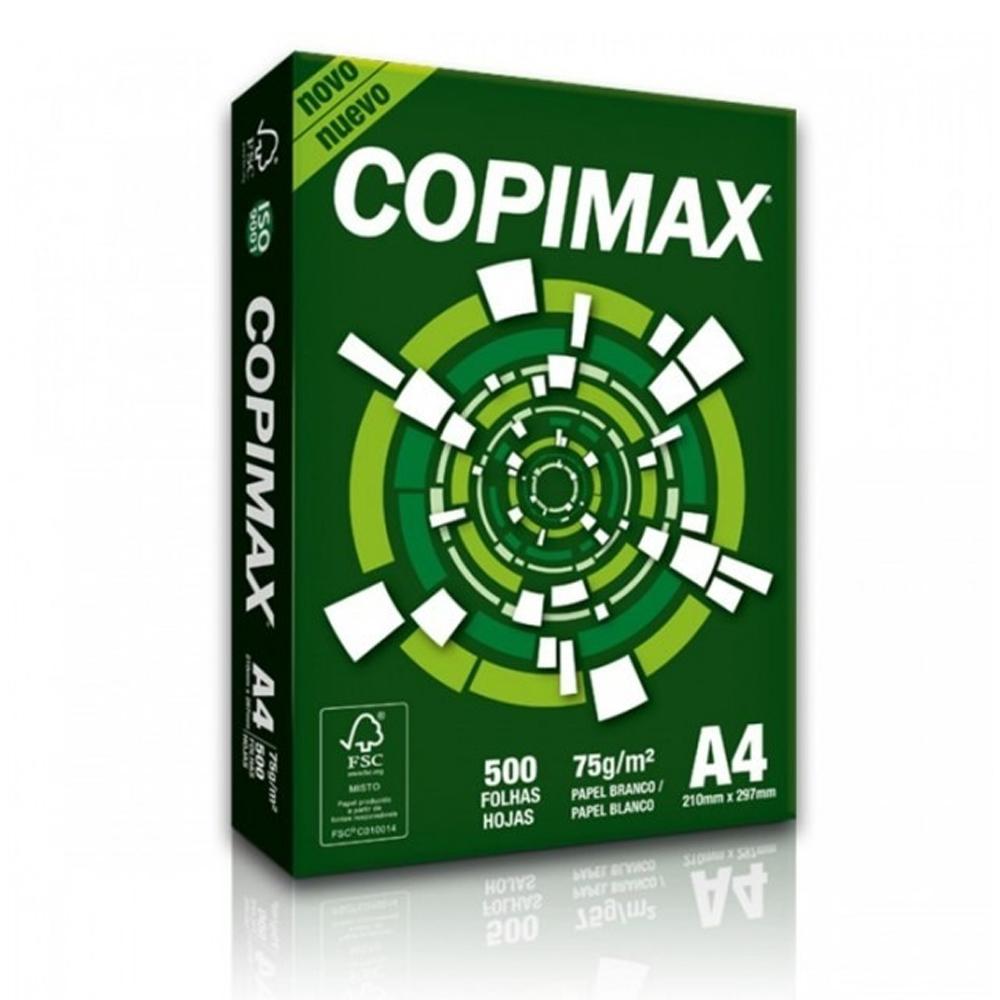 Papel Sulfite A4 Copimax - 500 folhas