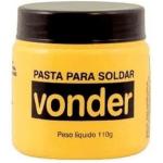 Pasta para Solda Vonder 110g  - Casa do Roadie