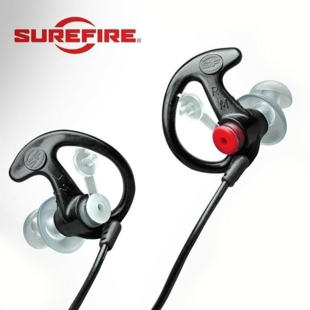 Protetor Auricular SureFire EP7 Pequeno  - Casa do Roadie