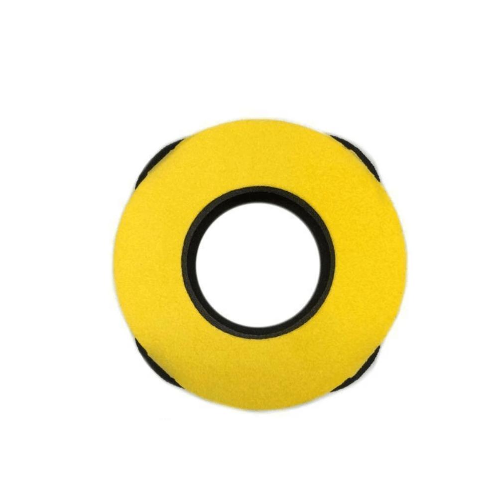 Protetor Ocular Eyecushion Especial Red Cam Bluestar Ultrasuede Amarelo