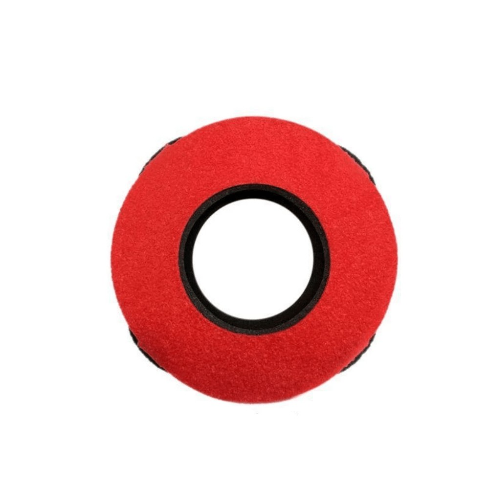 Protetor Ocular Eyecushion Especial Red Cam Bluestar Ultrasuede Vermelho  - Casa do Roadie