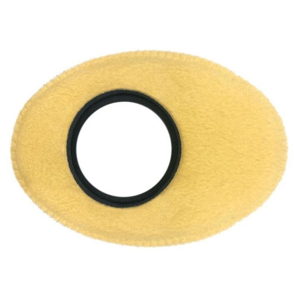 Protetor Ocular Eyecushion Oval Extra Largo Bluestar Chamois Bege
