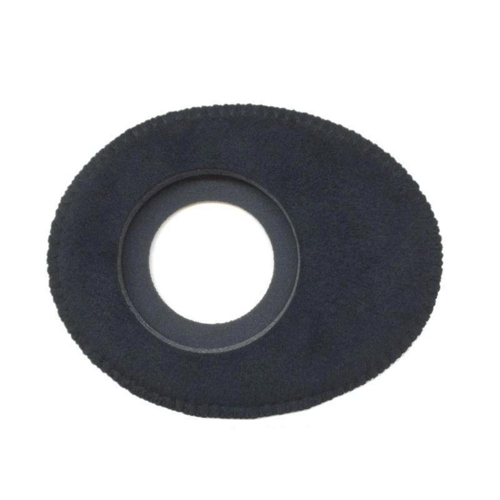 Protetor Ocular Eyecushion Oval Largo Bluestar Ultrasuede Preto  - Casa do Roadie