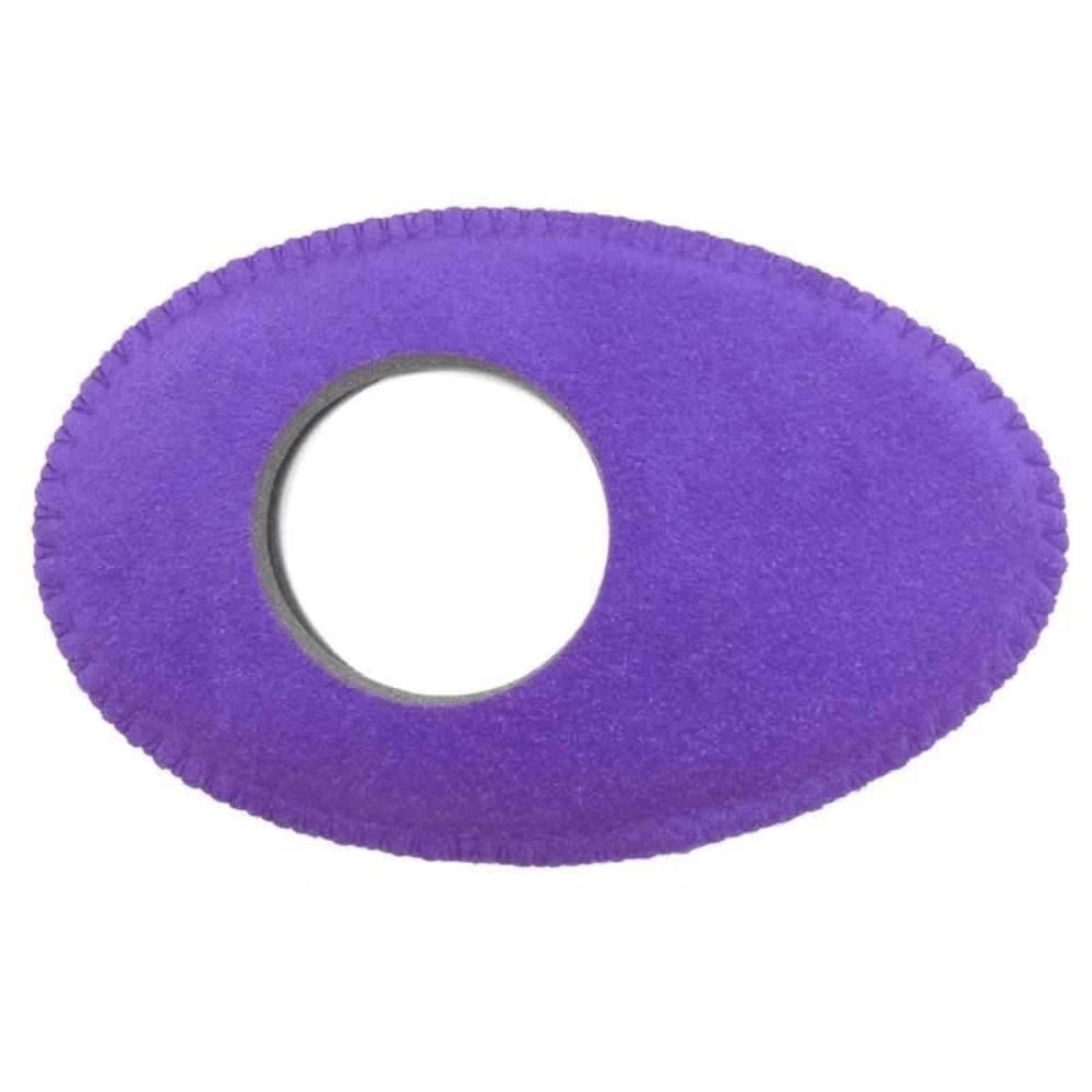 Protetor Ocular Eyecushion Oval Longo Bluestar Ultrasuede Roxo  - Casa do Roadie