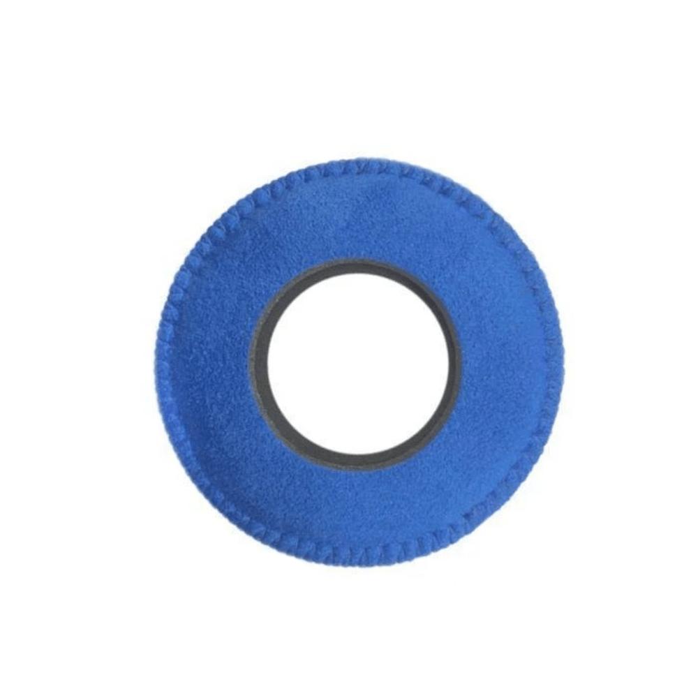Protetor Ocular Eyecushion Redondo Pequeno Bluestar Ultrasuede Azul