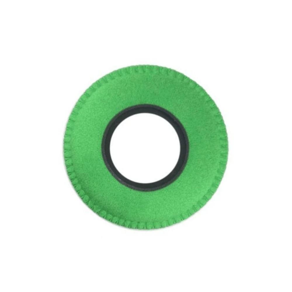 Protetor Ocular Eyecushion Redondo Pequeno Bluestar Ultrasuede Verde