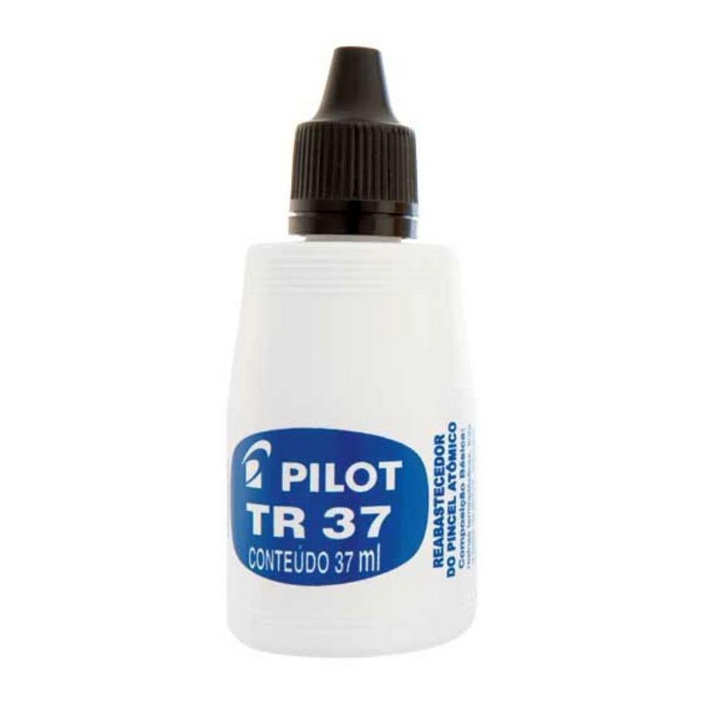 Reabastecedor para Marcador Permanente Pilot Preto TR37
