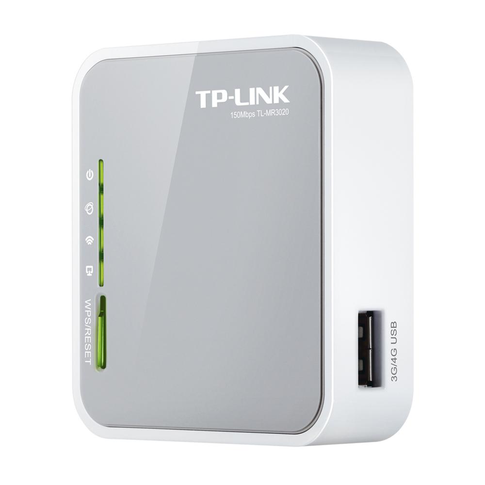 Roteador 3G/4G TL-MR3020 TP-LINK