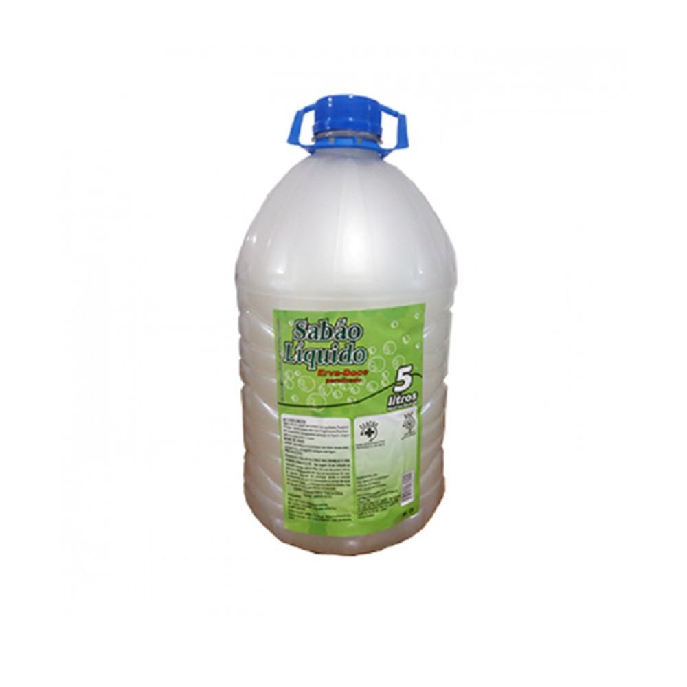 Sabonete Líquido Luar 5 litros  - Casa do Roadie