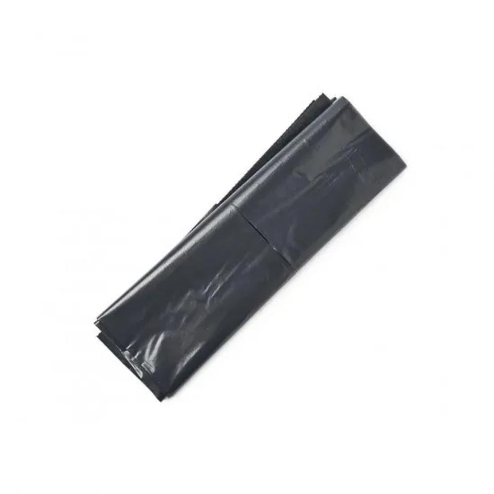 Saco de Lixo 100L Comum Preto - 100 Unidades  - Casa do Roadie