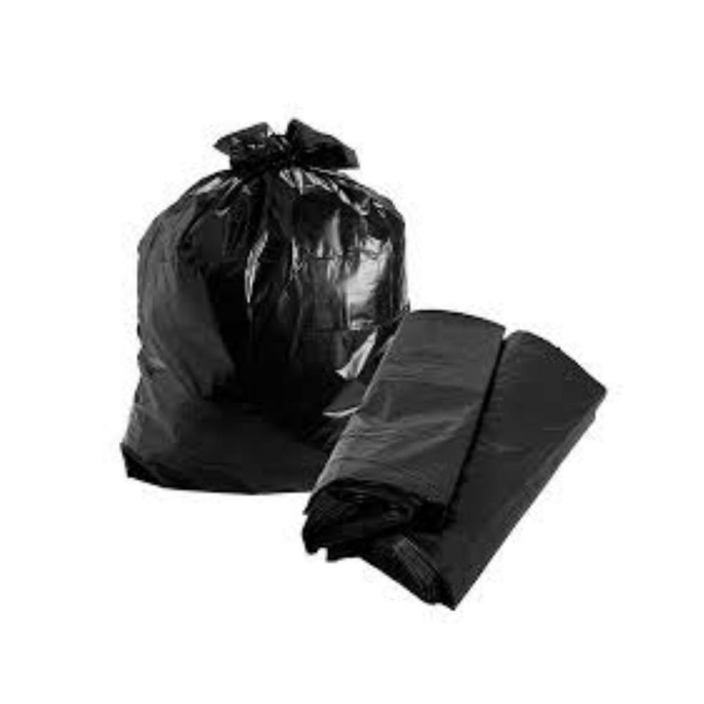 Saco de Lixo 50L Reforçado - 10 Unidades  - Casa do Roadie