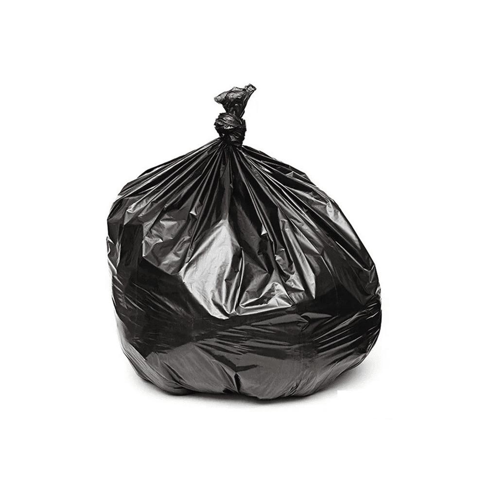 Saco de Lixo 60L Reforçado Preto 5kg  - Casa do Roadie