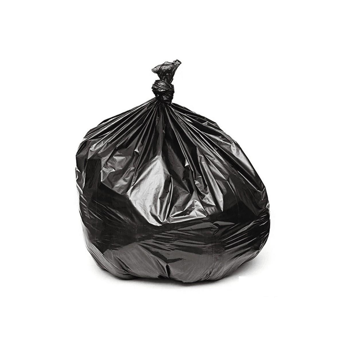 Saco de lixo intermediário 60 litros com 100 unidades