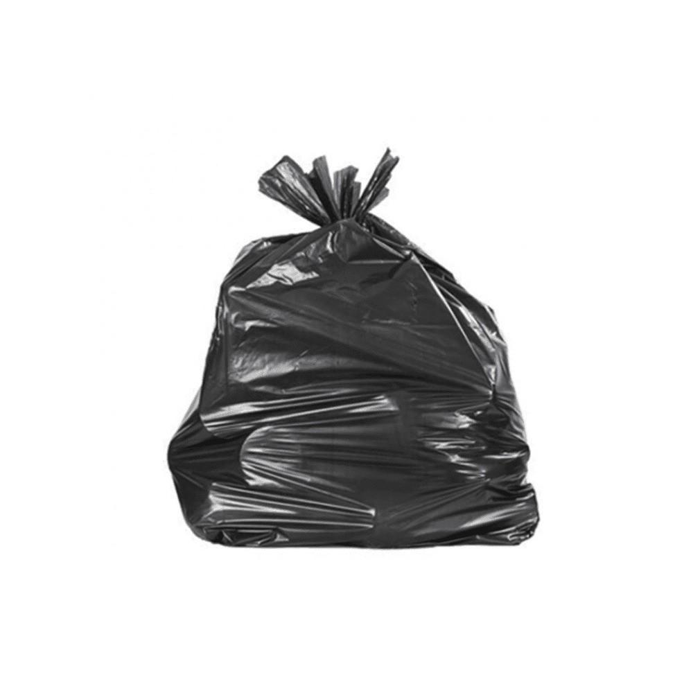 Saco de Lixo Reforçado 60L Preto 5kg 110 Unidades